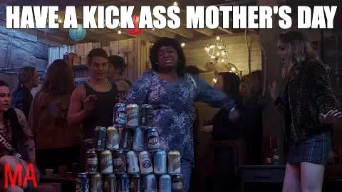 happy mothers day, ma, ma movie, meme, mom, mothers day, octavia spencer, party, Octavia Spencer Mothers Day Party GIFs