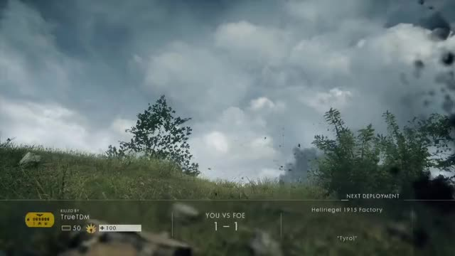 Watch Battlefield 1 - Parker Get Out! GIF on Gfycat. Discover more gaming, ps4share, sony interactive entertainment GIFs on Gfycat