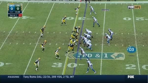 greenbaypackers, stafford ran over by a dumptruck GIFs