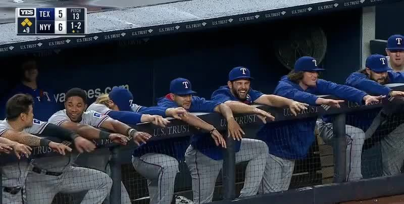 baseball, texasrangers, Imgur: The most awesome images on the Internet GIFs