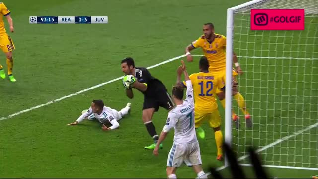 Watch and share Gianluigi Buffon GIFs by kucyk on Gfycat