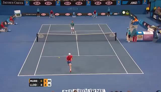 Watch tennis GIF on Gfycat. Discover more sports, tennis GIFs on Gfycat