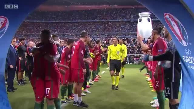 soccer, tarantinogifs, Ronaldo/Clattenburg - Streamable GIFs
