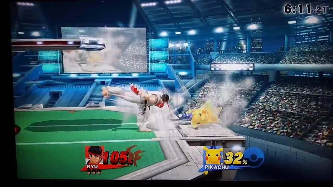 CHIP(Ryu) vs CAV(Pika) (reddit) GIFs