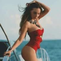 "Watch and share Belinda Planea ""perder Su Virginidad"" | SOY CARMÍN | Celebs GIFs on Gfycat"