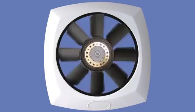 Watch and share Ventilation Fan - Animation Green Screen (Blue) GIFs on Gfycat