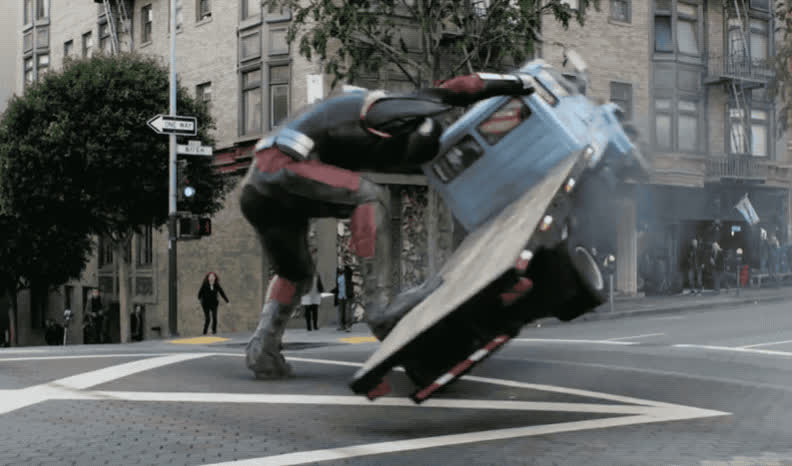 and, angry, annoyed, ant, break, broke, car, epic, hero, mad, man, off, other, pissed, super, superhero, the, truck, wasp, Ant man and the wasp GIFs