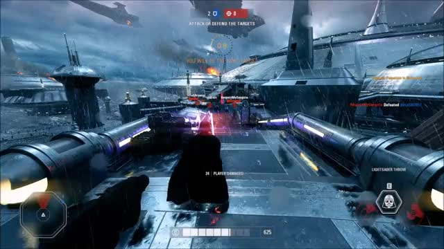 Watch and share RIP Lando GIFs by T on Gfycat