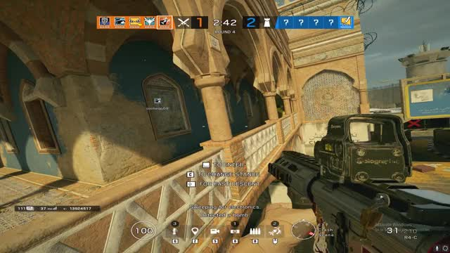 Watch and share Rainbow6 GIFs and Siege GIFs by seqqqqqq on Gfycat