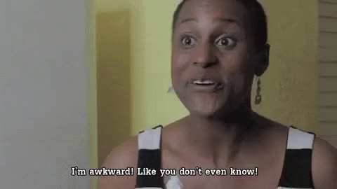 Watch and share Insecure GIFs and Issa Rae GIFs on Gfycat