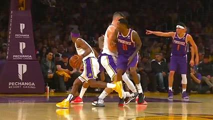 012719, Rajon Rondo — Los Angeles Lakers GIFs