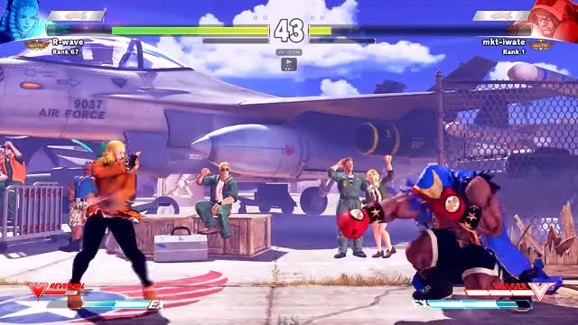 Watch and share Street Fighter GIFs and Sf5 GIFs by Skcr White on Gfycat