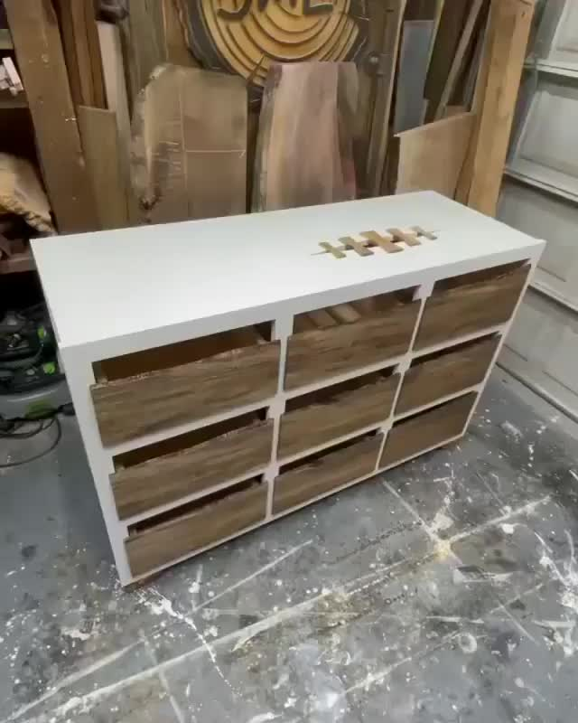 Watch and share Chest Of Drawers Secret Compartment GIFs by Boojibs on Gfycat