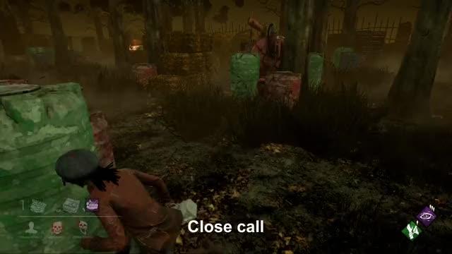 Watch Close Call GIF by Xbox DVR (@xboxdvr) on Gfycat. Discover more DeadbyDaylightSpecialEdition, DerangedMoose13, xbox, xbox dvr, xbox one GIFs on Gfycat