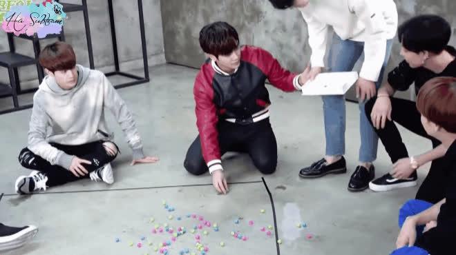 Chỉ có Jackson (GOT7) mới ăn gian lầy lội thế này khi chơi gameshow
