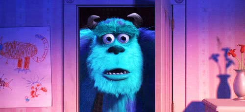 Watch and share Monsters Inc Boo GIFs on Gfycat