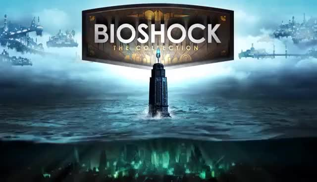 Watch BioShock: The Collection Launch Trailer GIF on Gfycat. Discover more related GIFs on Gfycat