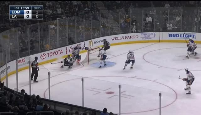 Watch and share Pouliot Puckwatch GIFs by cultofhockey on Gfycat