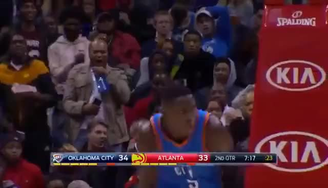 Watch Oladipo Dunks on Howard GIF on Gfycat. Discover more related GIFs on Gfycat