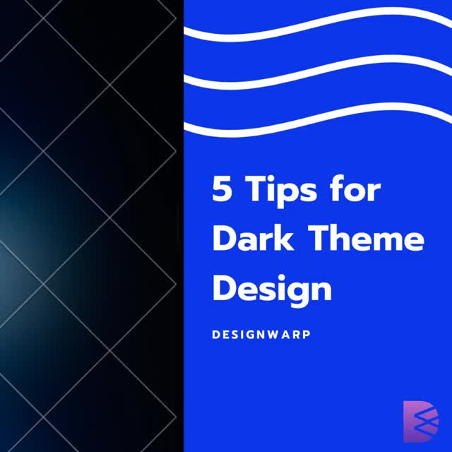Watch and share Tips On Dark Theme Design GIFs on Gfycat