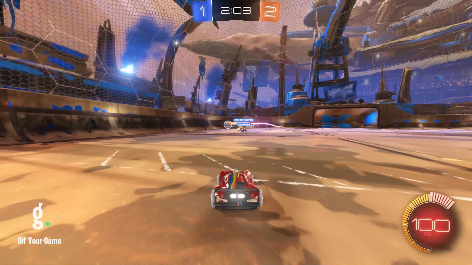 Gif Your Game, GifYourGame, I like beards :), Rocket League, RocketLeague, Goal 4: I like beards :) GIFs