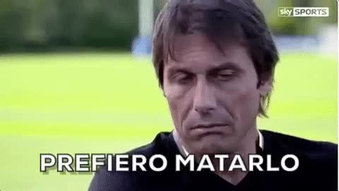 Watch and share Antonio Conte GIFs on Gfycat