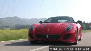 Watch Ferrari 599 GTO GIF on Gfycat. Discover more related GIFs on Gfycat