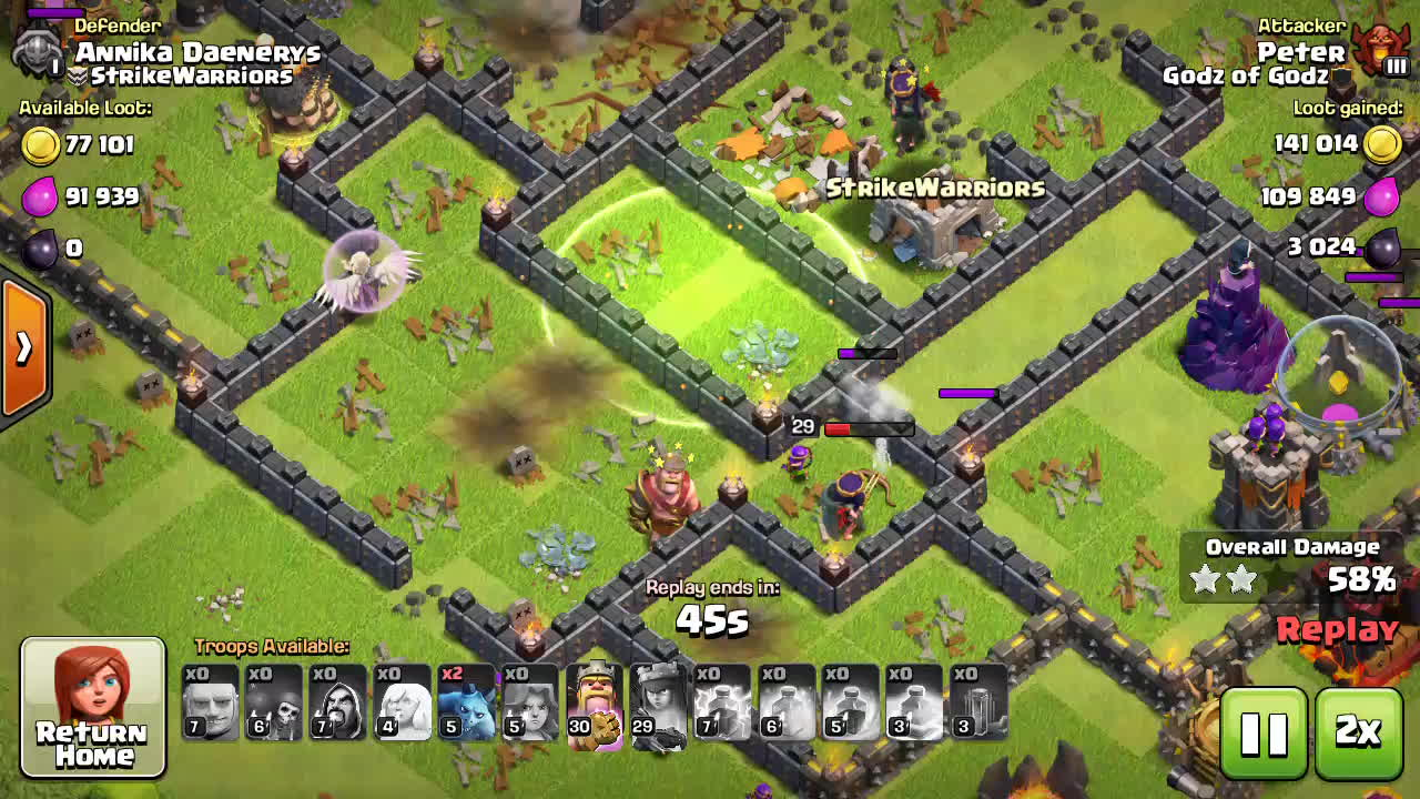 clashofclans, What's wrong with my queen? GIFs