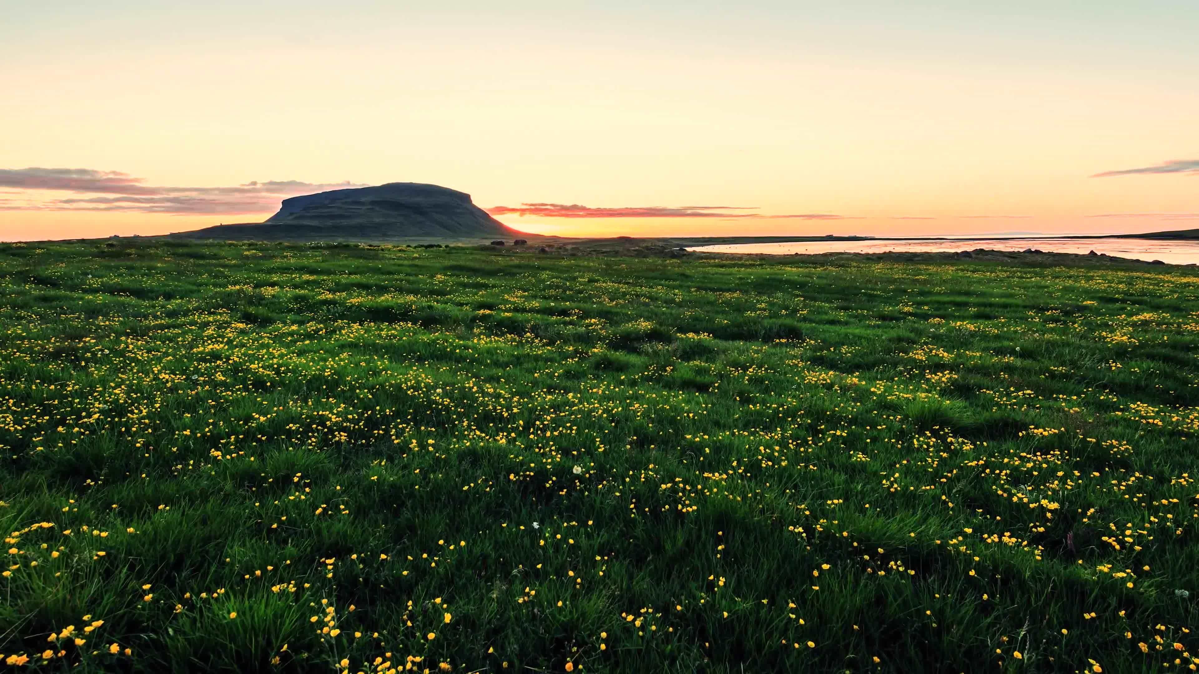 earthgifs, lapse, time lapse, Legend 4K  A Journey Through Iceland GIFs