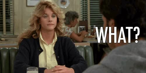 Watch and share Meg Ryan GIFs and What GIFs on Gfycat