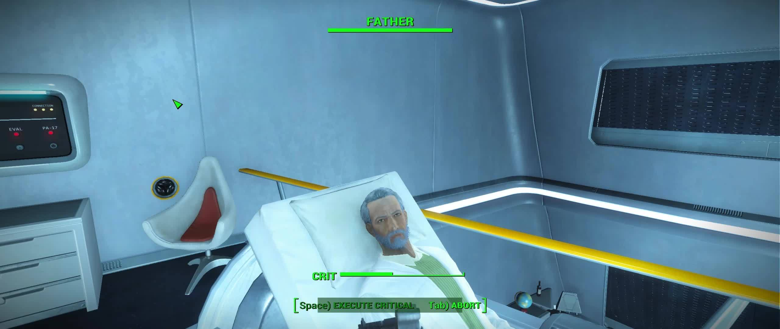 fo4, [FO4 Spoilers] Father of the Year GIFs