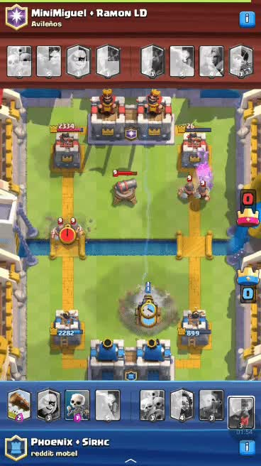 Watch and share Clashroyale GIFs and Sparky GIFs on Gfycat