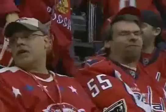 Angry Caps Fan