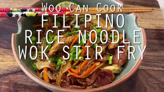 Watch and share Filipino Recipe GIFs and Pancit Recipe GIFs by WooCanCook on Gfycat