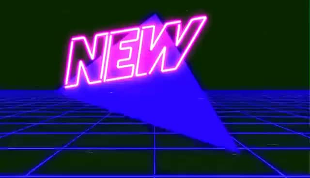 Watch New Retro Wave intro GIF on Gfycat. Discover more related GIFs on Gfycat