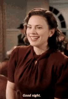 Watch and share Hayley Atwell Agent Carter GIFs on Gfycat