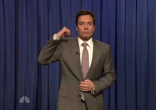 fist pump, jimmy fallon, jimmy fallon fist pump GIFs