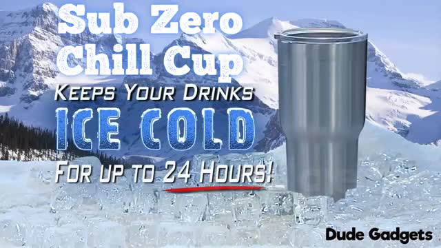 Watch and share Sub Zero Chill Cup GIFs on Gfycat