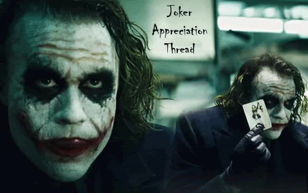Watch and share The Joker Clapping GIFs on Gfycat