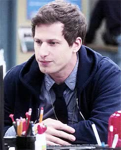 Watch and share Andy Samberg GIFs and Peraltiago GIFs on Gfycat