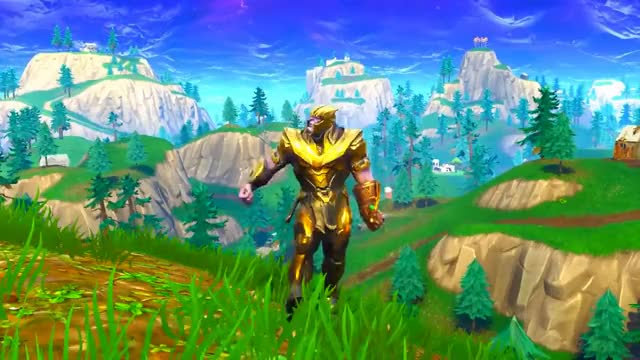 Watch THANOS DANCING GIF on Gfycat. Discover more NEW, fortnite, leak GIFs on Gfycat