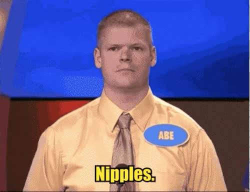 Watch and share Nipples animated stickers on Gfycat
