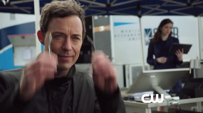 flashtv, It was me Barry... Deal with it. (reddit) GIFs