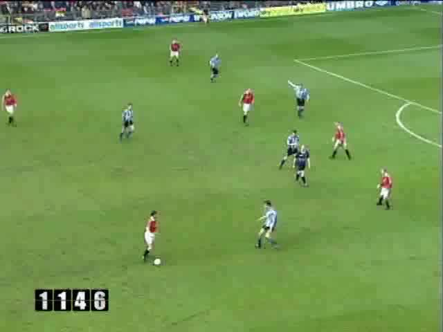 Watch and share 112 Sheringham GIFs by mu_goals_2 on Gfycat