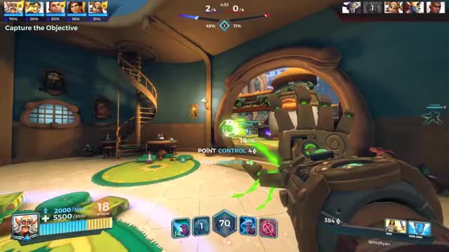 Watch and share Paladins Torvald GIFs and Paladins Update GIFs on Gfycat
