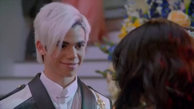 Watch and share Carlos And Jane Tell Fairy Godmother They're Together | Descendants 2 Clip GIFs on Gfycat