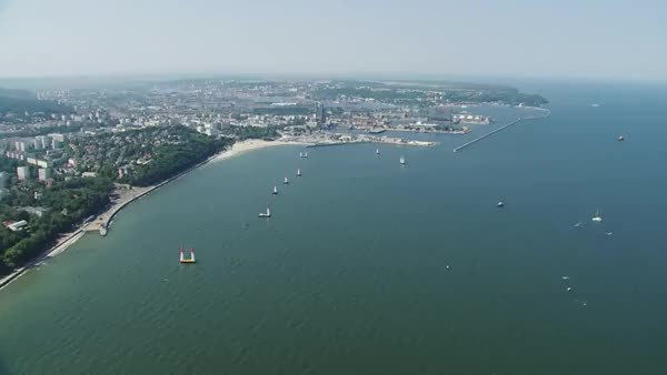 Watch and share Race Day In Gdynia - Red Bull Air Race 2014 (reddit) GIFs on Gfycat