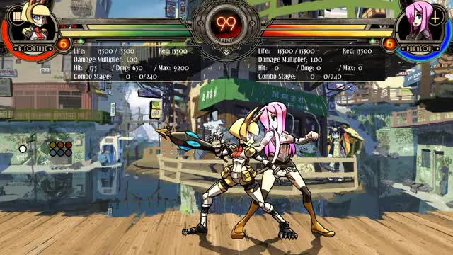 Watch and share Skullgirls 01.30.2018 - 09.57.47.56 GIFs on Gfycat