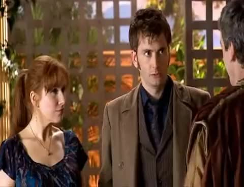 Watch and share Doctor GIFs and Donna GIFs on Gfycat