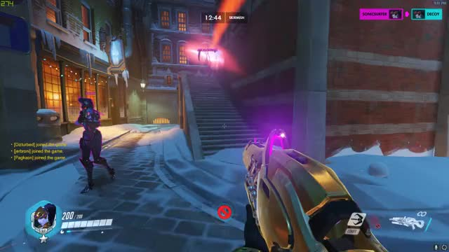Watch and share Overwatch GIFs by doreato on Gfycat